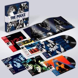 THE POLICE - EVERY MOVE YOU MAKE THE STUDIO RECORD
