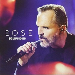 Miguel Bose - MTV Unplugged + CD