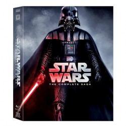 STAR WARS - THE COMPLETE SAGA EPISODIOS I - VI