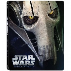 STAR WARS - EPISODIO III - REVENGE OF THE SITH LIMITED EDITION STEELBOOK