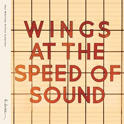 PAUL MCCARTNEY - WINGS AT THE SPEED OF SOUND