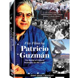 FIVE FILMS BY PATRICIO GUZMÁN