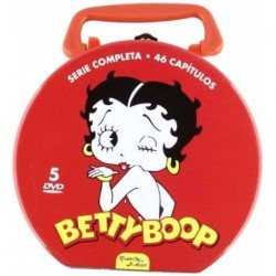 BETTY BOOP - BOX METALICO