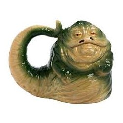 JABBA THE HUTT - STAR WARS - SCULPED MUG