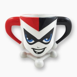 HARLEY QUINN - SUICIDE SQUAD - SCULPED MUG