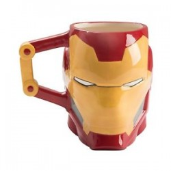 IRON MAN - AVENGERS - SCULPED MUG
