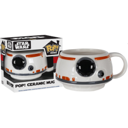 BB-8 POP - STAR WARS - SCULPED MUG