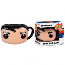 SUPERMAN POP - SCULPED MUG