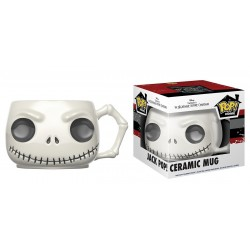 JACK POP - NIGHTMARE BEFORE CHRISTMAS - SCULPED MUG