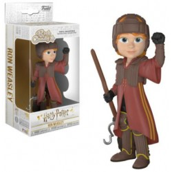 Rock Candy: Harry Potter / Ron Weasley in Quidditch Uniform