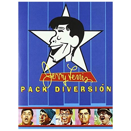 JERRY LEWIS PACK DIVERSION