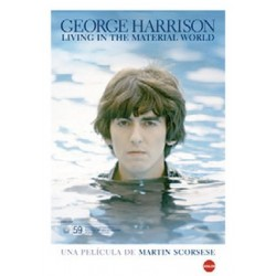 GEORGE HARRISON LIVING IN MATERIAL WORLD
