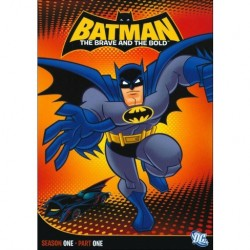 BATMAN- THE BRAVE AND THE BOLD