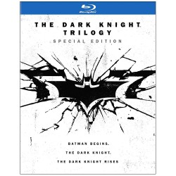 BATMAN DARK KNIGHT TRILOGY SPECIAL EDITION