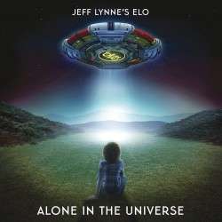 ELO JEFF LYNNE- ALONE IN THE UNIVERSE