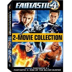 FANTASTIC 4 COLLECTION