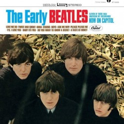 THE BEATLES - THE EARLY BEATLES (1965)