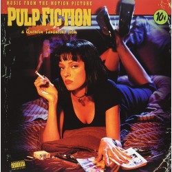 PULP FICTION - MUSIC FROM THE MOTION PICTURE