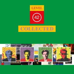 LEVEL 42 - COLLECTED GREATEST HITS
