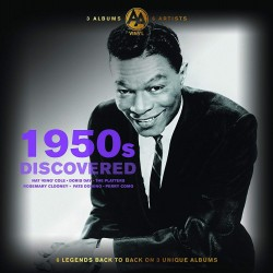 NAT KING COLE, DORIS DAY, THE PLATTERS - 1950s DISCOVERED