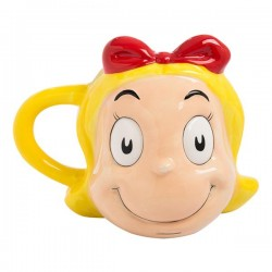 DR. SEUSS - CINDY LOU WHO - SCULPTED MUG