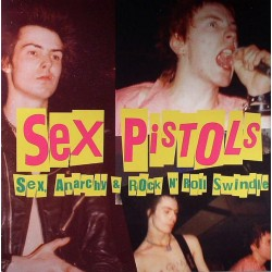 SEX PISTOLS - SEX ANARCHY AND ROCK N ROLL