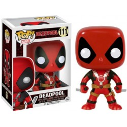 Pop! 111: Deadpool - Deadpool / MARVEL