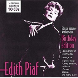 EDITH PIAF - BIRTHDAY EDITION