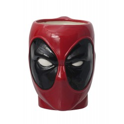 DEADPOOL 3D - MARVEL - CERAMIC MUG