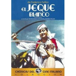 FELLINI - EL JEQUE BLANCO