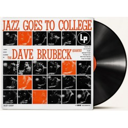 DAVE BRUBECK QUARTET - JAZZ GOES TO COLLEGE