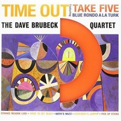DAVE BRUBECK QUARTET - TIME OUT - DISCO SALMON