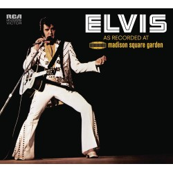 ELVIS PRESLEY - LIVE MADISON SQUARE