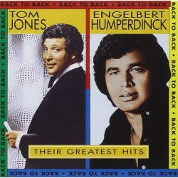 TOM JONES / HUMPERDINCK - BACK TO BACK HITS