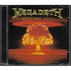 MEGADETH - GREATEST HITS (BACK TO THE START)
