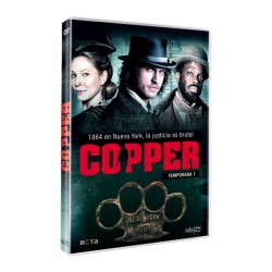 COPPER - TEMPORADA 1