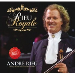ANDRE RIEU - ROYALE STRAUSS ORCHESTRA