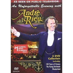 ANDRE RIEU - UNFORGETTABLE EVENING WITH