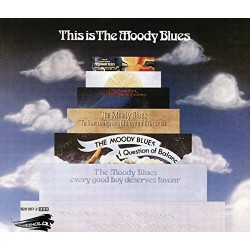 MOODY BLUES - MEJORES ALBUMES