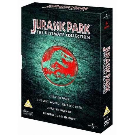 JURASSIC PARK - THE ULTIMATE COLLECTION