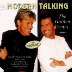 MODERN TALKING - GOLDEN YEARS