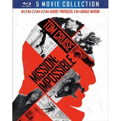 MISSION IMPOSSIBLE 5 MOVIES COLLECTION