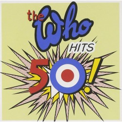 THE WHO - HITS 50 GREATEST HITS