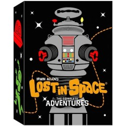 LOST IN SPACE - THE COMPLETE ADVENTURES