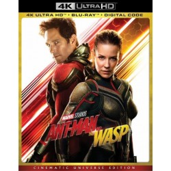ANT - MAN AND THE WASP