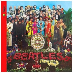 THE BEATLES - Sgt. Pepper's Lonely Hearts Club Band [2 CD] [deluxe Edition]