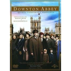 DOWNTON ABBEY - 5 SEASON