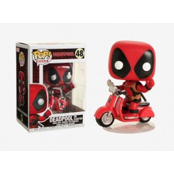 Pop!48: Deadpool / Deadpool on Scooter