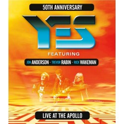 YES FEATURINGANDERSON, RABIN, WAKEMAN - LIVE AT THE APOLLO