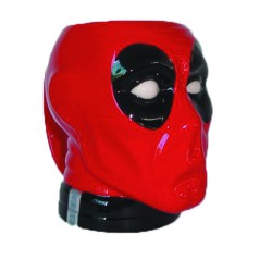 DEADPOOL - MARVEL - SCULPED MUG